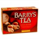 Barrys Tea - Gold Blend - 80 Tea Bags - RED (250g) (Best Before: 30/11/18)