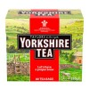 Yorkshire Tea - RED - 80 Tea Bags - 250g (Best Before: 12/2020)