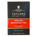 Taylors English Breakfast Tea - 20 Tea Bags (Best Before: 30.06.20)