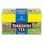 Yorkshire Tea - DECAF - 40s - Price Marked (Best Before: 31.07.19) (REDUCED)