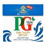 PG Tips DECAF - 35 Tea Bags (101g) (Best Before: 11/2019) (REDUCED - SAVE $1)