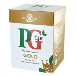 PG Tips GOLD BLEND - 80 Tea Bags (BB: 31.07.21)  (SALE)