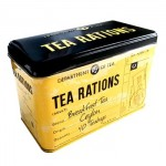Tea Caddy - Tea Rations - Gift Tin (Best Before: 05/2020)