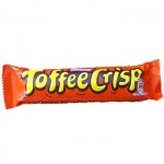 Toffee Crisp (38g) (Best Before: 01/2018)