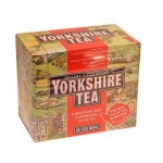 Yorkshire Tea - RED - 80 Tea Bags - 250g (Best Before: 10/2019)