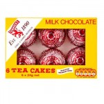 Tunnocks Tea Cakes (6 pack) (144g) (Best Before: 31.12.19) (SALE)