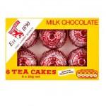 Tunnocks Tea Cakes (6 pack) (144g) (Best Before: 30/09/17)