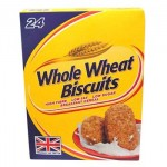 Whole Wheat Biscuits (Weetabix) (24) (430g) (Best Before: 28.04.18) (1 Left)