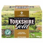Yorkshire Gold Tea - 160 Tea Bags (Best Before: 05/2015)