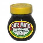 Our Mate (Marmite) Yeast Extract (125g Jar) (Best Before: 01/2019) **Special**