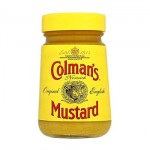 Colmans English Mustard - 170g (BB: 31.03.21) (CLEARANCE)
