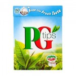 PG Tips Tea Bags - 160s (Best Before: 10/2018)