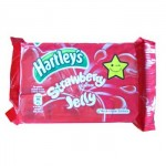 Hartleys Strawberry Jelly Tablet (135g) (Best Before: 11/2018)