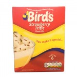 Birds Strawberry Trifle Mix (141g) (Best Before: 07/2018)