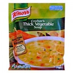 Knorr Crofters Thick Vegetable Soup (70g Satchet) (Best Before: 10/2015)