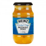 Heinz Piccalilli Pickle (310g) (Best Before: 01/04/18)