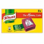 Knorr Ham Stock Cubes (8pk) Gluten-Free (OUT OF STOCK - ETA 6/6/17)
