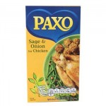 Paxo Sage & Onion Stuffing (85g) (Best Before: 10/2018)