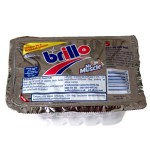 Mr Muscle Brillo Pads (5 Soap Pads)