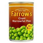 Farrows Giant Marrowfat Peas - 300g (BB: 30.06.22)