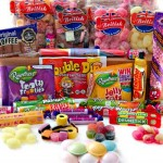 British Retro Sweets Hamper