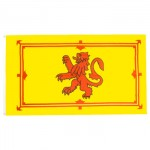 Scotland - Lion Rampant - Royal Banner Flag (Large) (150x90cm) (3x5ft) (Availability 3)