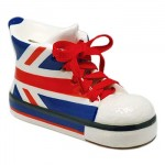 Union Jack Boot - Money Box