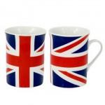 British - Union Jack Mug (Lippy)