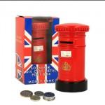 Post Box - Money Box - Small (Die-cast)