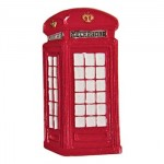 Magnet - Telephone Box Magnet (50g) (Qty 7)