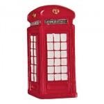 Magnet - Telephone Box Magnet (50g) **NEW**