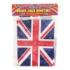 British - Union Jack Bunting (11 Rectangle Flags - 12ft Long) (Qty 22)