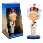 Queen Elizabeth II Bobble Head (20% OFF - 5 Left)