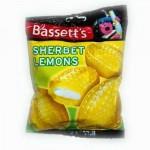 Sherbet Lemons (Bassetts) (200g Bag) (Best Before: 14-04-18)