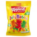 Bassetts Jelly Babies - 190g (BB: 14.04.21) (SALE)