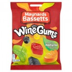 Maynards Wine Gums - 190g (Best Before: 15.06.21) (20% OFF)