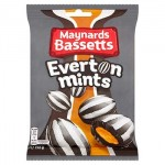 Maynards Bassetts Everton Mints - 192g (BB: 12.06.21) (SALE)