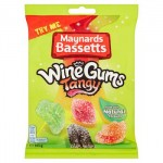 Maynards Bassetts TANGY Wine Gums - 165g (Best Before: 25.04.21)  **60% OFF**
