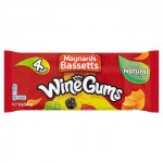 Maynards Wine Gums Roll - 4 PACK - MULTI (4x52g) (BB: 06.08.21) (NEW PRODUCT)