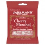 Jakemans CHERRY Menthol Sweets - 100g (BBE: 02/2022)