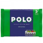 Polo Mint - 5 PACK - MULTI (5x25g) (Best Before: 07/2020)