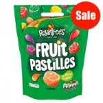 Rowntrees Fruit PASTILLES Pouch (150g) (Best Before End: 09/2019) (REDUCED - 4 Left)