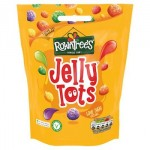 Rowntrees JELLY TOTS Pouch - 150g (BB:  30.04.21) (SALE)