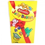 Bassetts Jelly Babies (460g Box) (Best Before: 1/1/16)
