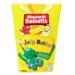 Bassetts Jelly Babies (460g Box) (Best Before: 10/02/18) **SPECIAL**