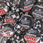 Walkers Liquorice Toffee (100g Bag) (Best Before:  14.08.20)