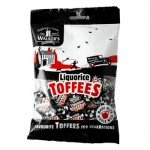 Walkers Liquorice Toffee (150g Bag) (Best Before: 16.07.20)