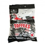 Walkers  Liquorice Toffee (150g) (Best Before: 15.02.19)