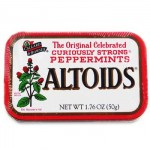 Altoids Peppermints (50g) (Best Before: 11-06-18) (2 for $12)