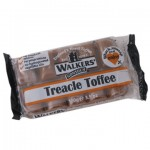 Walkers Toffee Block - TREACLE Toffee (100g Block) (Best Before: 17/07/18)